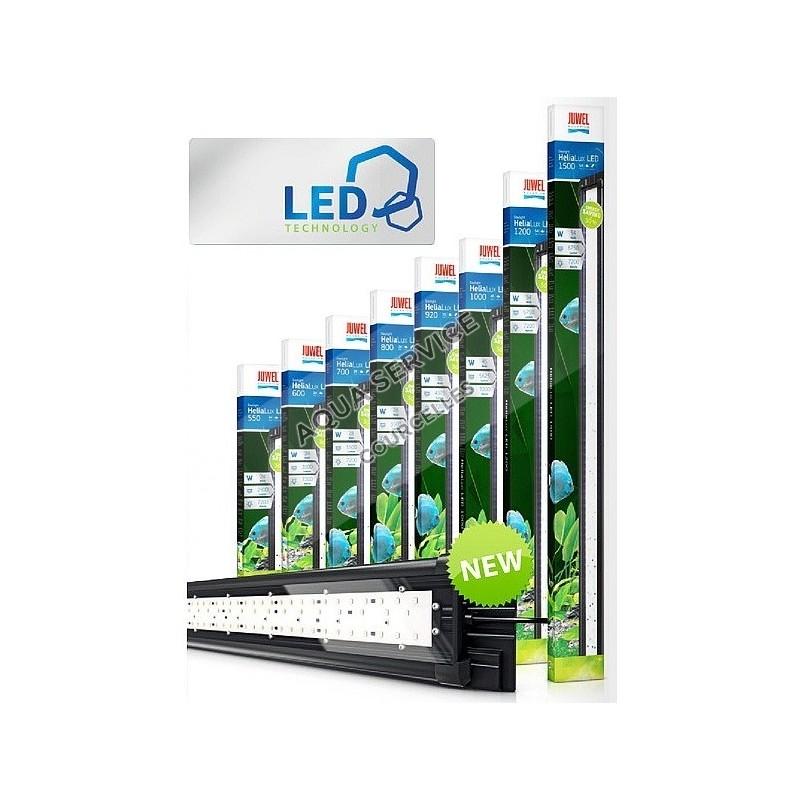 Juwel Helia Lux LED razsvetljava in pripomočki