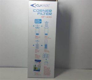 aqua syncro corner filter